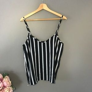BooHoo   Striped Blouse   10
